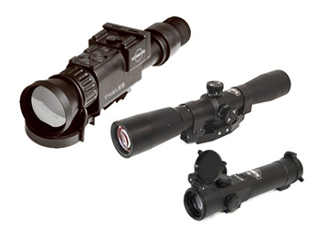 Scrome Riflescopes